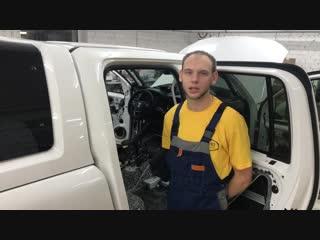 Большой проект Volkswagen Amarok l PMR Service