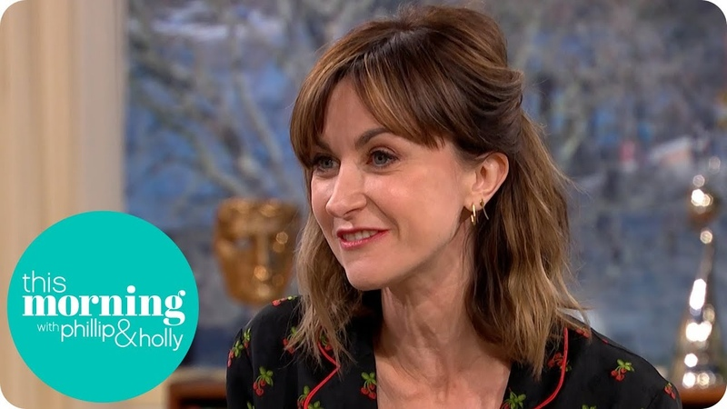 Katherine Kelly on Her Brand New ITV Thriller This Morning
