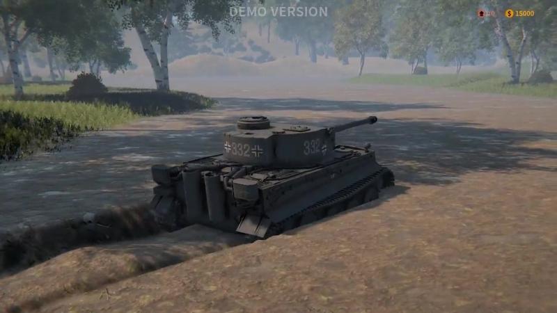 Tank Mechanic Simulator Tech Demo 01