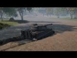 Геймплей Tank Mechanic Simulator.