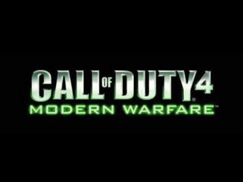 Call of Duty 4 Modern Warfare OST - Mile High Club