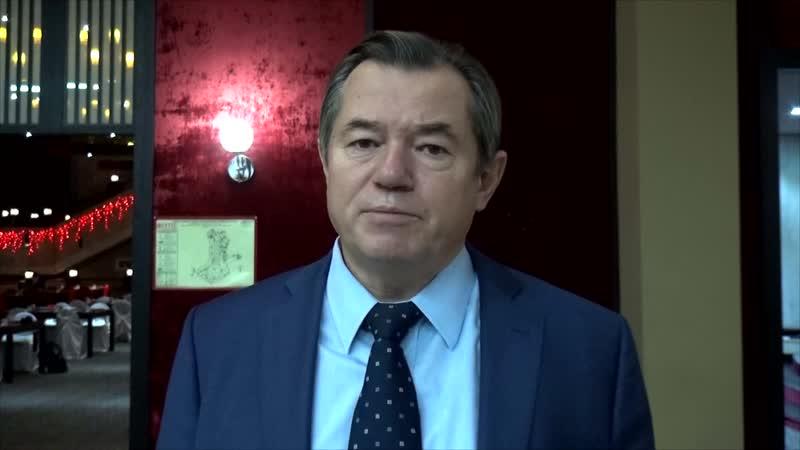 Интервью Глазьев С.Ю.