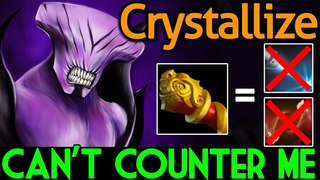 Crystallize [Faceless Void] Can't Counter Me 7.14 Dota 2