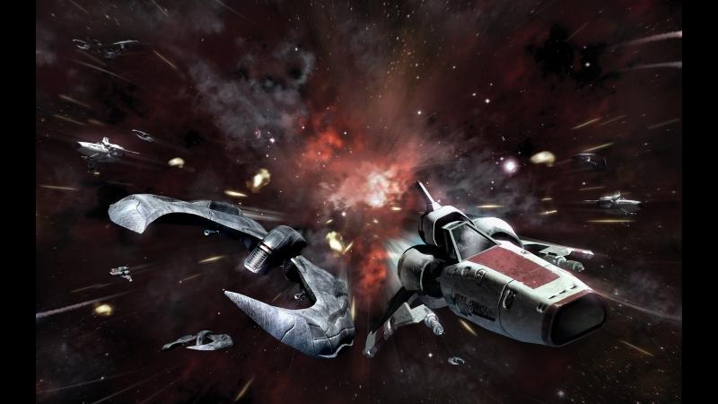Battlestar Galactica Online. Выживший после разлома день девятый.