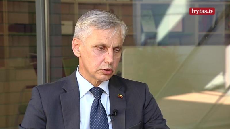 """Povilas Urbšys """"Nuogąstavimai, kad VSD tyrimas bus akių dūmimas - pasitvirtino"""". Atsižvelgiant į tai, kad R. Karbauskis atsisa"""