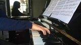 Mistral gagnant Coeur de pirate / Renaud - full PIANO SHEET / PARTITION (karaoke)