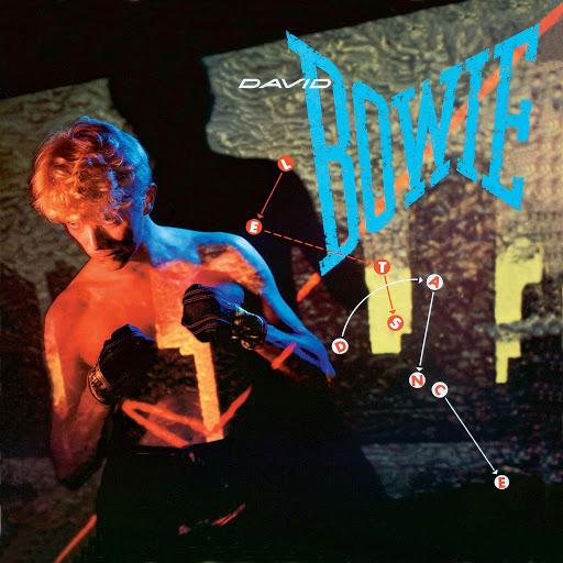 David Bowie альбом Let's Dance
