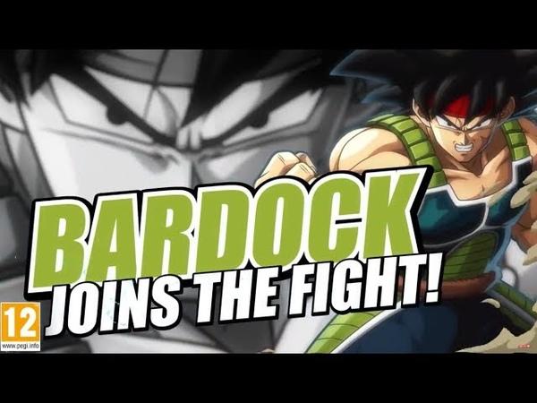 Dragon Ball FighterZ - Bardock (Full Character Trailer)