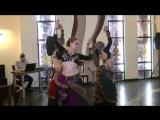 American Tribal Style, студия Chandra. Шоу программа Albi Raks, 2 июня 2018 г.
