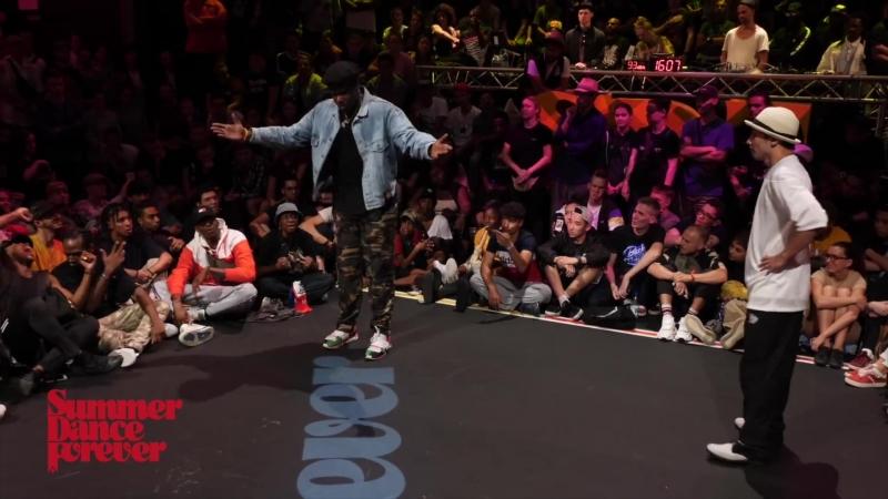 MonstaPop vs Kite | FINAL Popping Forever - Summer Dance Forever 2018