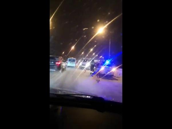 ДТП на объездной в Белгороде