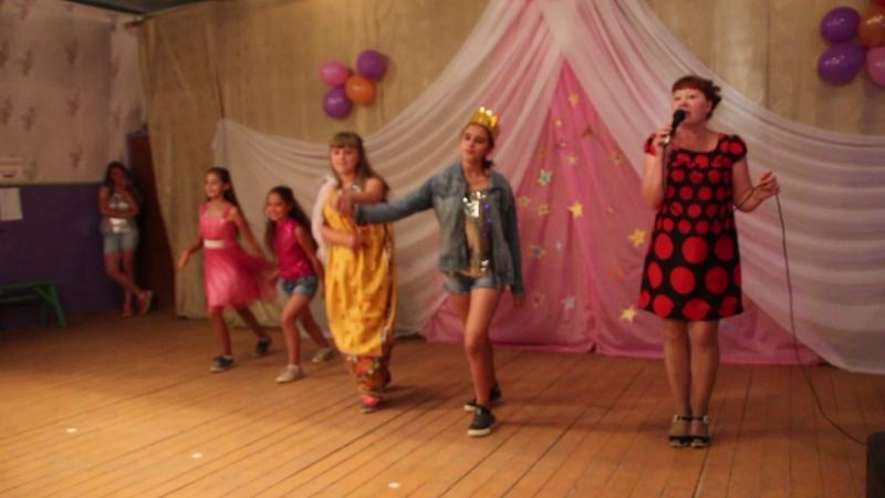 Концертная программа Танцуют все СДК Славынево Всё могут короли Видеооператор Владимир Смелов г Устюжна