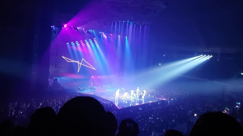 [VK][180526] MONSTA X - From Zero @ The 2nd World Tour The Connect in Seoul (D-1)
