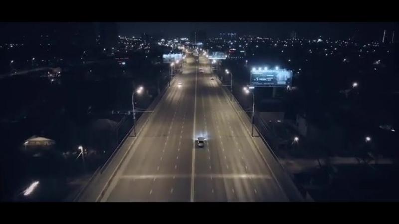 Как же красиво на Северном мосту ночью! Видео: sultanrr_krd