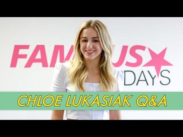 Chloe Lukasiak QA