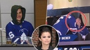 Why Justin Bieber Hailey Baldwin weren't shy about Kissing on PDA at a Hockey Game