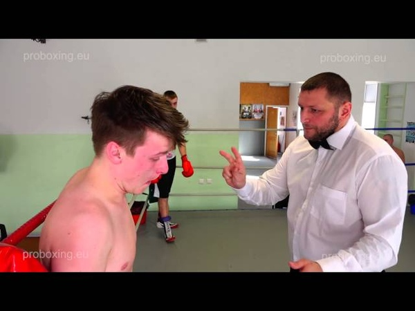 14.03.2015 Reinis Stutans (LAT) VS Aleksejs Palcuns (LAT) proboxing.eu