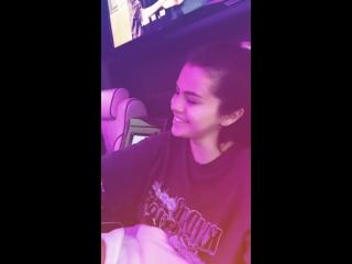 Selena Gomez via Instagram Stories