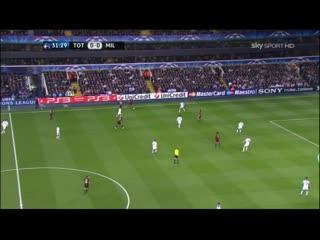 194 CL-2010/2011 Tottenham Hotspur - AC Milan 0:0 (09.03.2011) HL