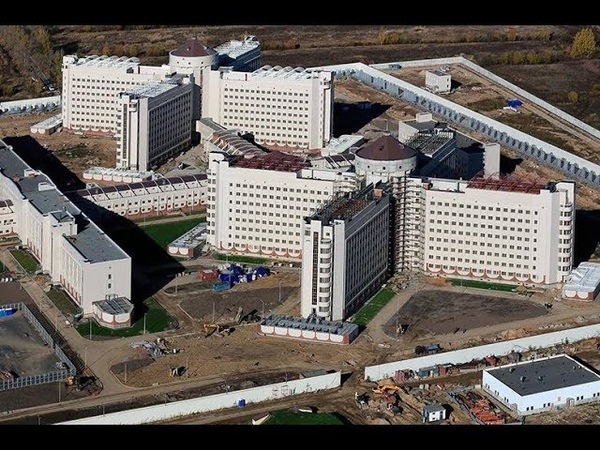 Новые Кресты - самая большая тюрьма в Европе с сервисом хорошей гостиницы Новости России 2018