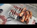 Bò Quấn Nấm Kim Châm Nướng - Tôm Nướng Phô Mai Bơ Tỏi - Ẩm Thực Gia Đình | Món Ngon Mỗi Ngày