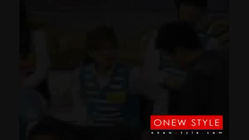 [Fancam] 091019 SHINee Onew