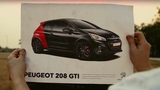 Recreating the Peugeot 206 Advert