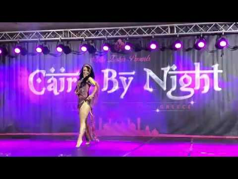 Tatyana Rusanova Cairo By Night GREECE 2018 Gala -Show