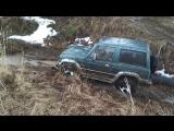 Mitsubishi Pajero I и Кунгурская грязь...