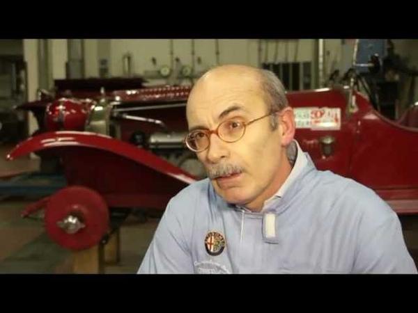Intervista ad Alessandro Rigoni (Museo Alfa Romeo)