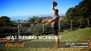 Fat Burning Kettlebell Workout