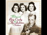 Id Like To Hitch A Ride With Santa Claus - The Andrews Sisters (1950)