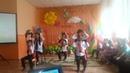 Танец с любимыми сыночками на выпускном в детском саду