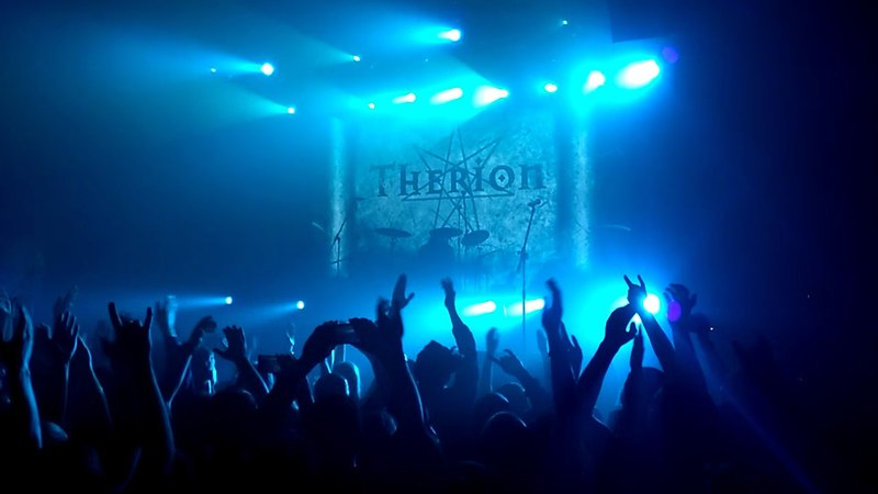 Therion - The Rise of Sodom and Gomorrah (Live in Kiev, 15.04.2018)