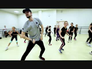 Мастер-класс Бориса Рябинина (Hip-Hop 7-13 лет) Sun City Dance Center, STR