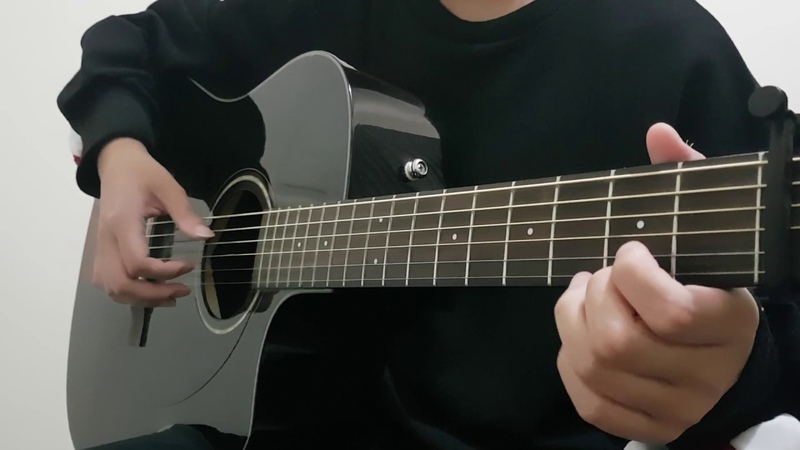 BTS - Trivia 轉 Seesaw - Cover (Fingerstyle Guitar) [FREE TABS]