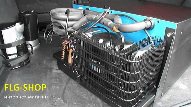 Компрессорный автохолодильник Waeco CoolMatic CD-30