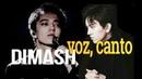Quien no lo conoce Dimash kudaibergen Voz canto de Kazajistán Казахстан Димаш Кудайберген