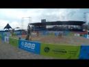 Beach volley Russia Kazan 2018 W 03 Terentyeva-Tsyganova and Barsuk-Nyakina