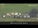 Война в Сирии. Курды уничтожили из ПТРК автомобиль турецкой армии