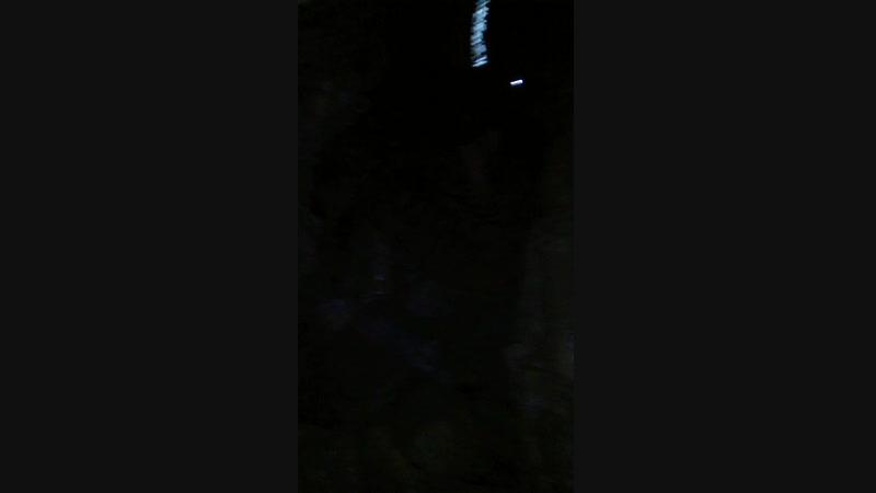 тигровая пещера-продолжение(выход в мир)