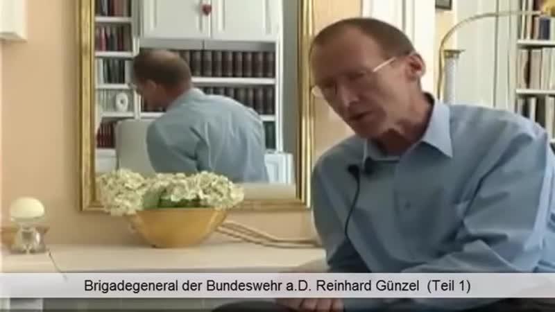 Kriegshetze psychologie Bundeswehr Brigadegeneral a D R Günzel