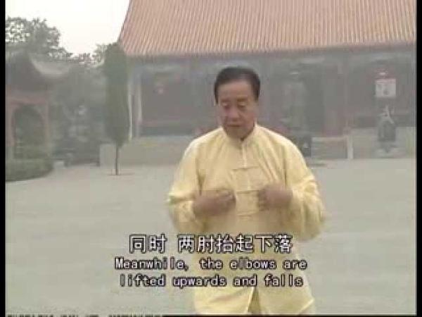 Chen Style Tai Chi Taiji sanshou 2/2(Eng sub)-Thái cực quyền Thái cực Tán thủ
