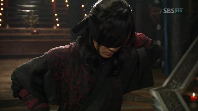 (Сокращенная версия) Воин Пэк Тон Су 24 серия