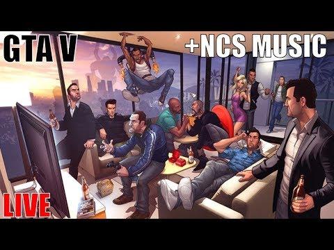 GTA V EP71 RACING SHORT CAR MEET NCS MUSIC