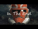 Star Wars The Clone Wars Linkin Park In The End cover