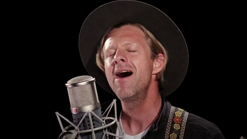 Jon Foreman Terminal 4 28 2018 Paste Studios New York NY