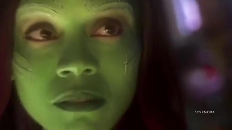 Gamora x peter quill (star lord) starmora marvel vine