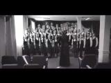 Детский хор поёт песню Летова
