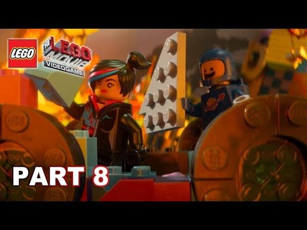 Melarikan Diri Kedasar Laut - The LEGO Movie Videogame